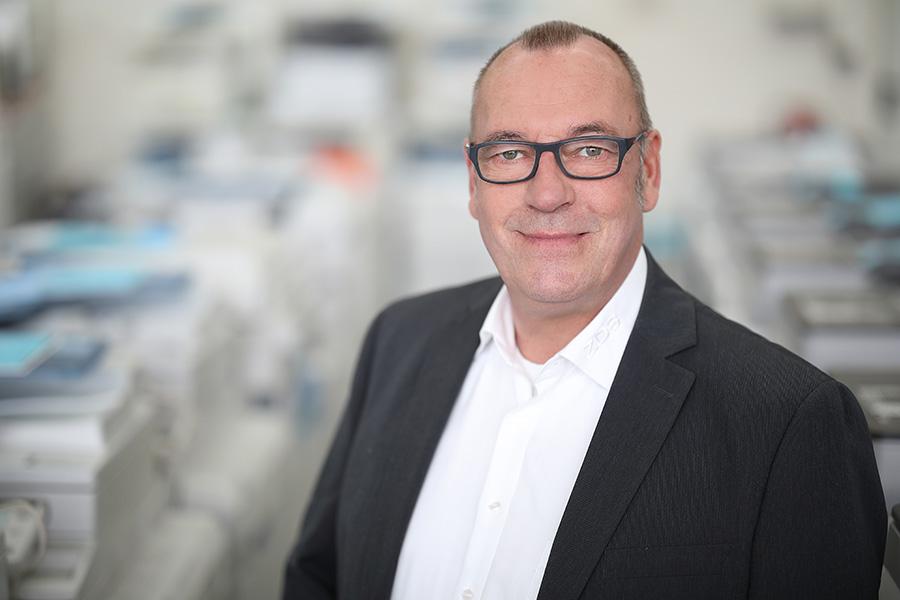 ZDS Bürosysteme Vertrieb und Service GmbH: Andreas Fritz