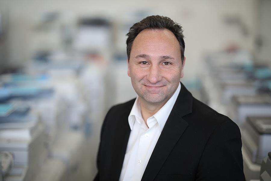 ZDS Bürosysteme Vertrieb und Service GmbH: Andreas Jamin