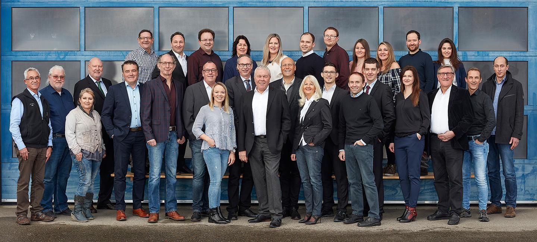 ZDS Bürosysteme Vertrieb und Service GmbH: Team
