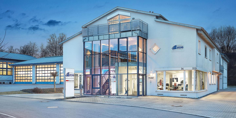 ZDS Bürosysteme Vertrieb und Service GmbH: Walddorfhäslach