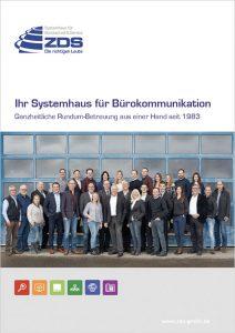 ZDS Imagebroschüre 2019