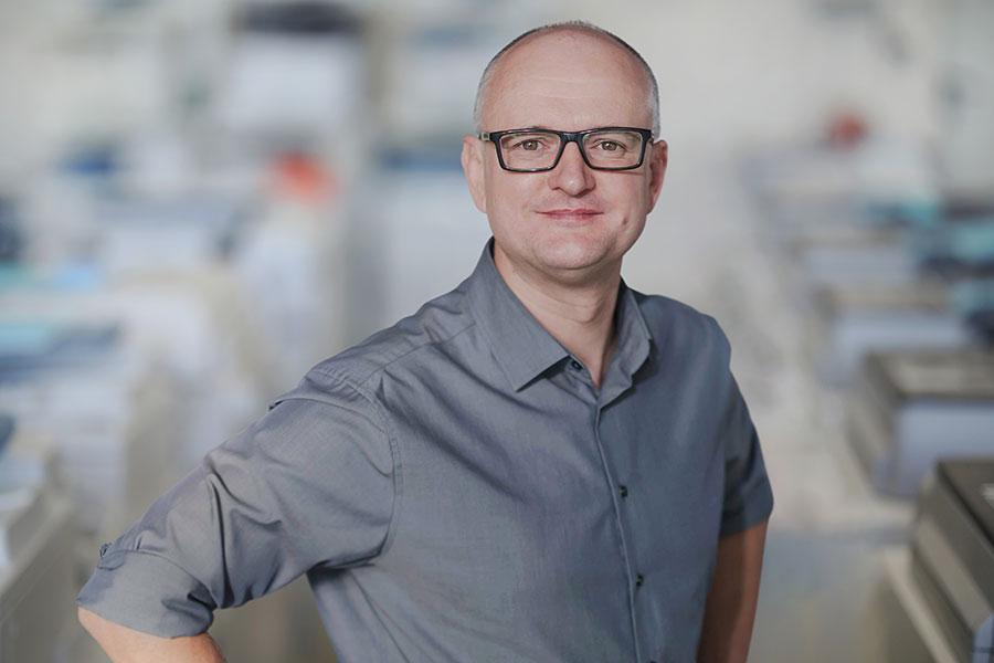 ZDS Bürosysteme Vertrieb und Service GmbH: Waldemar Bartsch, IT & Technik